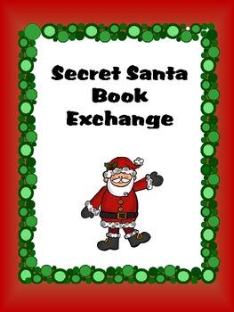 Secret Santa Book Exchange