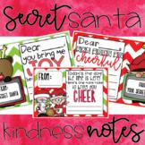 Secret Santa Kindess Note