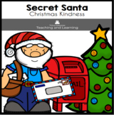 Christmas Activities: Secret Santa Kindness Project