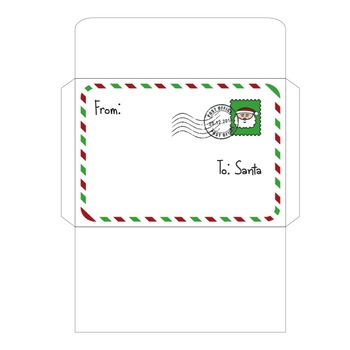 Secret Santa Letter Templates