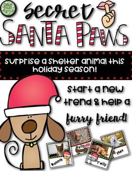 Secret Santa Paws