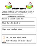 Secret Santa: Student Book Swap