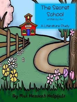 The Secret School Literature Study