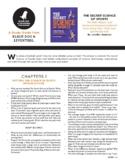 Secret Science of Sports Book Teacher Guide