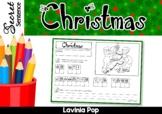 Christmas Secret Sentence
