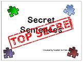 Secret Sentences