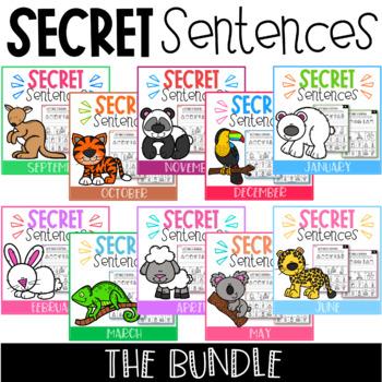 Secret Sentences Growing Bundle