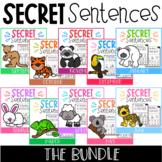 Secret Sentences The Bundle