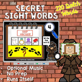 Secret Sight Words - Dolch Bundle