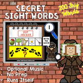 Secret Sight Words - Fry Bundle