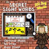 Secret Sight Words - Fry Bundle