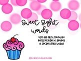 Secret Sight Words- Reading Wonders Units 8 and 9 (Kindergarten)