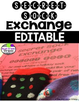 Secret Sock Holiday Exchange