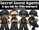 Secret Sound Agents - A Spy Lab for Little Learners!