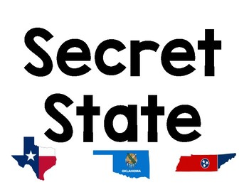 Secret State: Classroom Redirection Strategy