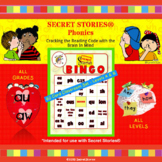 Secret Stories® Phonics Game BINGO