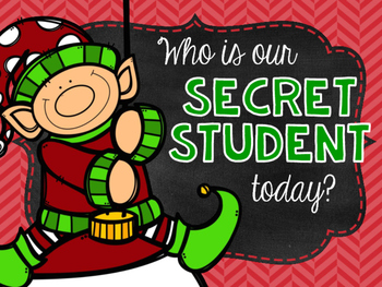 Secret Student Brag Tags