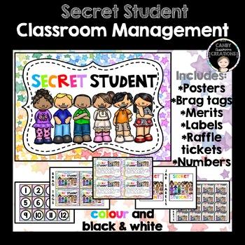 Secret Student Classroom Management