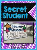 """Secret Student"" Forms"
