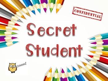 Secret Student Poster