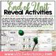 Secret Student Writing Activities GROWING Bundle