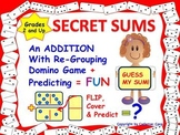 Add, Predict and Problem Solve With Dominoes