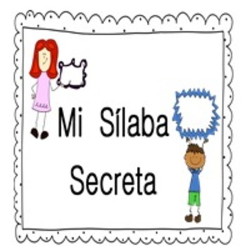 Secret Syllable and Word Labels in Spanish