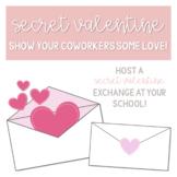 Secret Valentine Exchange