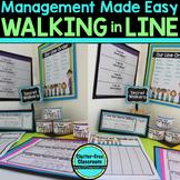 SECRET WALKER | Walking a Class in a Line | Line Up | Clas