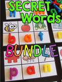 Secret Words BUNDLE