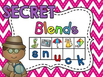 Secret Words - Blends