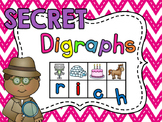 Secret Words - Digraphs