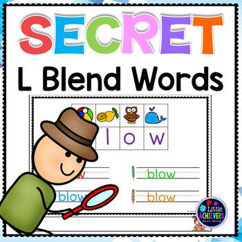 Secret Words L Blend Words