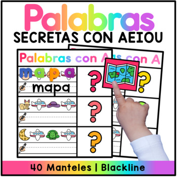 Secret Words / Palabras Secretas - Spanish