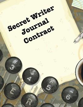 Secret Writer Journal Contract