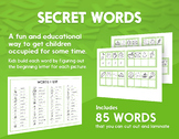 Secret words