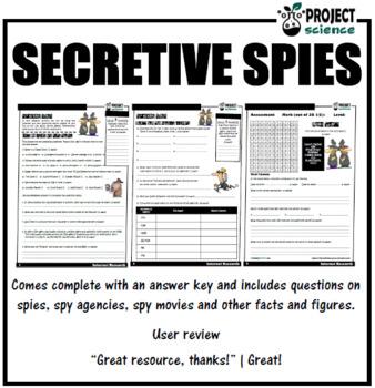 Secretive Spies