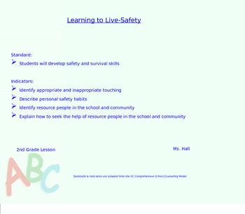 Secrets-Body Safety