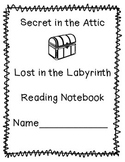 Secrets in the Attic Reading Notebook