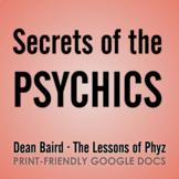 NOVA - Secrets of the Psychics