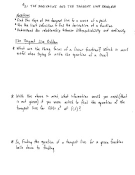 Section 21 note taking guide derivatives ap calculus larson section 21 note taking guide derivatives ap calculus larson 9th ed fandeluxe Image collections