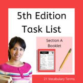 Section A Study Booklet - ABA Study Materials - BCBA Exam Prep