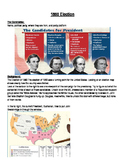 Sectionalism: Abraham Lincoln and the 1860 Election: Causes of the Civil War