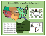 Sectionalism Activities and Games: Ohio Standards