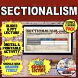 Sectionalism: Compromise and Nullification Bundle