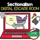Sectionalism Digital Escape Room, Sectionalism Breakout Room
