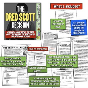Sectionalism & Irreconcilable Period Bundle! Dred Scott, John Brown, Nat Turner!