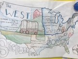 Sectionalism Mapping Activity