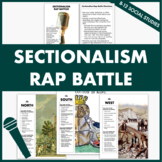 Sectionalism Rap Battle in the Antebellum: North vs. South