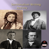 Sectionalism Writing Activity
